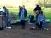 Live music in the greenspace out back (this month was Sailing to Denver)